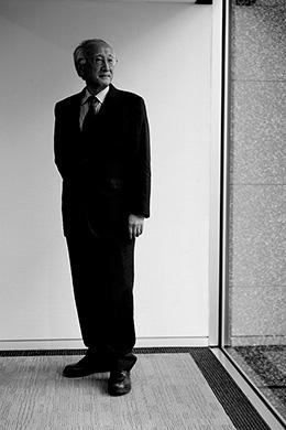 田中伸男教授