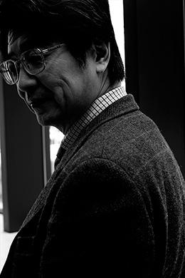 古田一雄教授