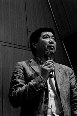 Professor Hideaki Shiroyama